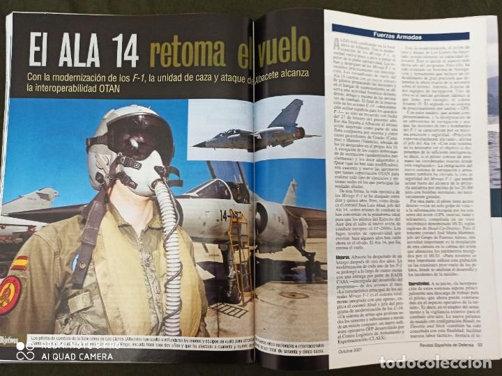 Militaria: REVISTA ESPAÑOLA DE DEFENSA. COALICIÓN INTERNACIONAL CONTRA EL TERRORISMO. Nº164 OCTUBRE 2001 - Foto 9 - 210459117