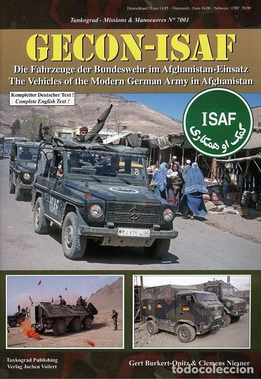 TANKOGRAD GECON-ISAF (Militar - Revistas y Periódicos Militares)