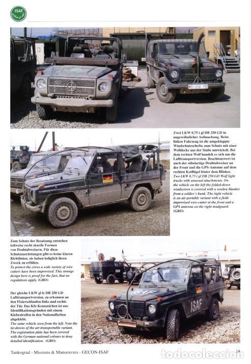 Militaria: Tankograd GECON-ISAF - Foto 2 - 210788202