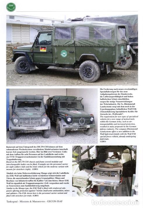 Militaria: Tankograd GECON-ISAF - Foto 3 - 210788202