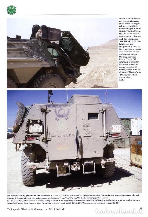 Militaria: Tankograd GECON-ISAF - Foto 4 - 210788202