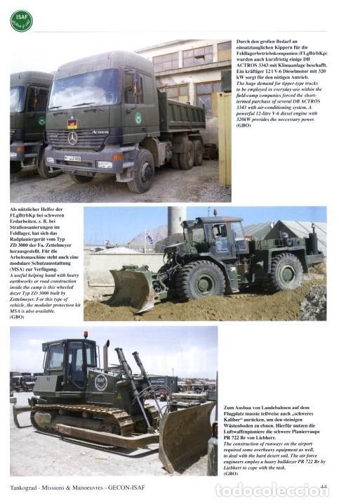 Militaria: Tankograd GECON-ISAF - Foto 5 - 210788202