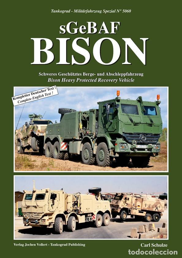 TANKOGRAD SGEBAF BISON HEAVY PROTECTED RECOVERY VEHICLE (Militar - Revistas y Periódicos Militares)