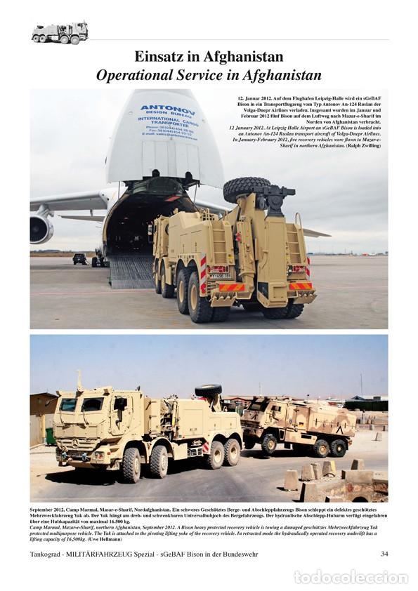 Militaria: Tankograd sGeBAF BISON Heavy Protected Recovery Vehicle - Foto 3 - 210789626
