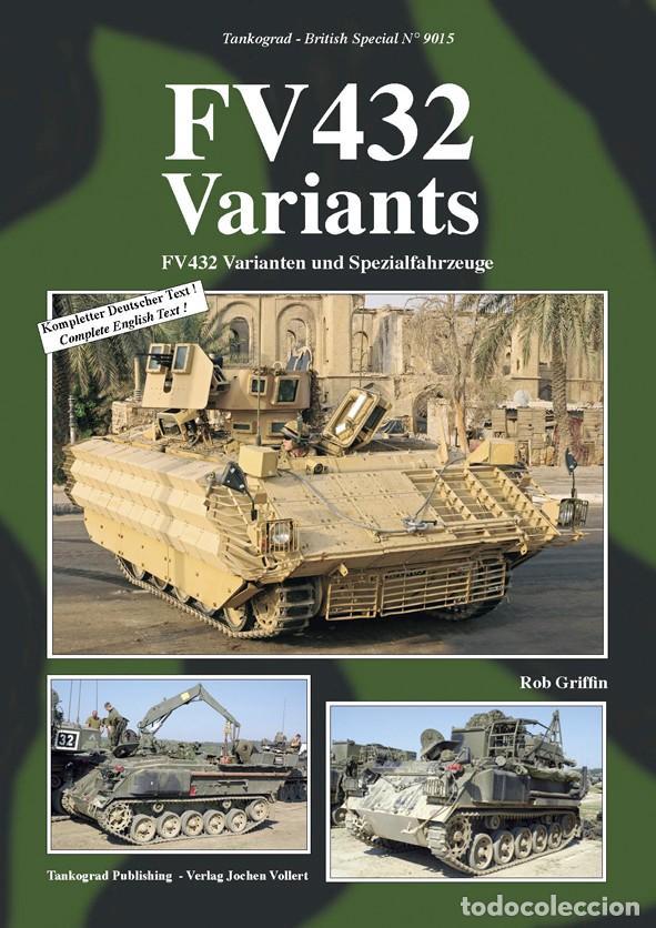 TANKOGRAD FV432 VARIANTS (Militar - Revistas y Periódicos Militares)
