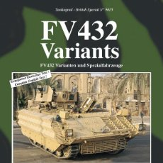 Militaria: TANKOGRAD FV432 VARIANTS. Lote 210790074
