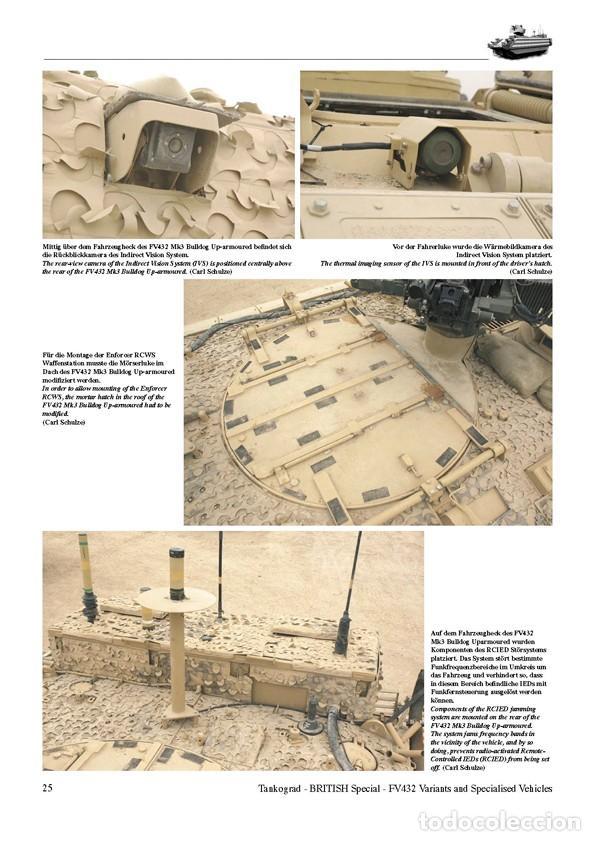 Militaria: Tankograd FV432 Variants - Foto 3 - 210790074