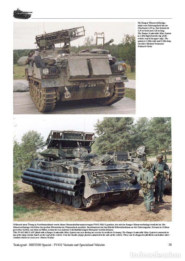 Militaria: Tankograd FV432 Variants - Foto 4 - 210790074