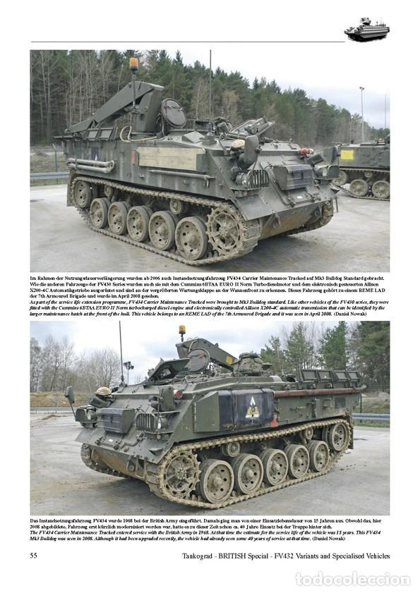 Militaria: Tankograd FV432 Variants - Foto 5 - 210790074