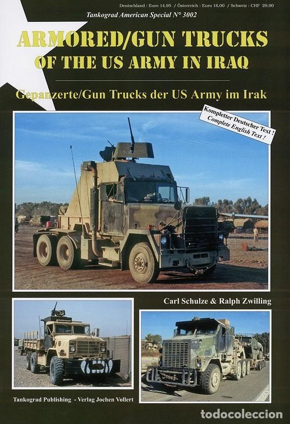 TANKOGRAD ARMOURED/GUN TRUCKS OF THE US ARMY IN IRAQ (Militar - Revistas y Periódicos Militares)