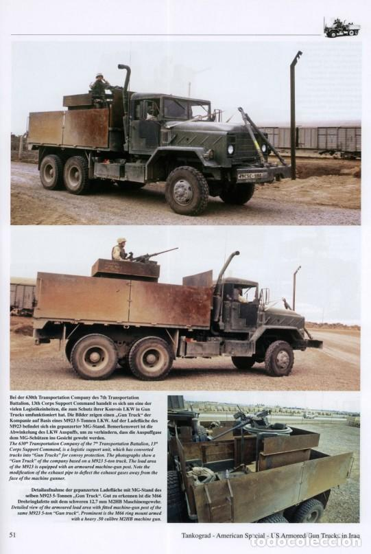 Militaria: Tankograd Armoured/Gun Trucks of the US Army in Iraq - Foto 3 - 210790622