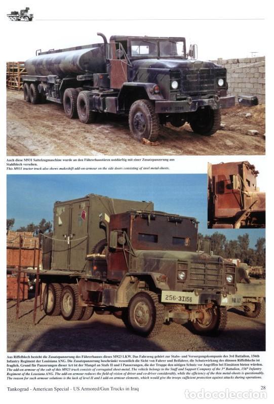 Militaria: Tankograd Armoured/Gun Trucks of the US Army in Iraq - Foto 4 - 210790622