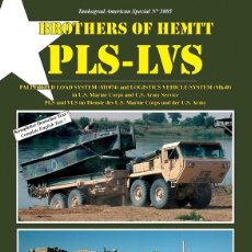 Militaria: TANKOGRAD BROTHERS OF HEMTT PLS-LVS. Lote 210790725