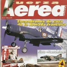 Militaria: REVISTA FUERZA AÉREA CLÁSICA Nº 3. REF. RFA-C3. Lote 251181290