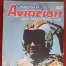 Militaria: EL MUNDO DE LA AVIACIÓN. PLANETA AGOSTINI. FASCÍCULO Nº 42. Lote 211736369