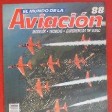 Militaria: EL MUNDO DE LA AVIACIÓN. PLANETA AGOSTINI. FASCÍCULO Nº 88. Lote 211739321