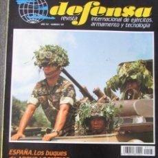 Militaria: DEFENSA 167 1992. PISTOLA BROWNING GP35. PANHARD M-3 BUFALO. EJERCITO DE VENEZUELA.. Lote 211746145