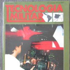 Militaria: TECNOLOGÍA MILITAR Nº 1-2 1987 ELECTRÓNICA PARA LA DEFENSA. Lote 211764785