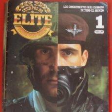 Militaria: CUERPOS DE ELITE Nº 1. Lote 211857001