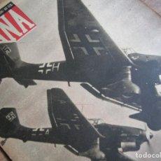 Militaria: REVISTA SEMANA JULIO 1940. STUKAS. BATALLA DE INGLATERRA,. Lote 213436398