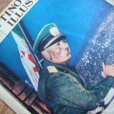 Militaria: IL MATTINO ILLUSTRATO. OCTUBRE DEL AÑO 1938. MUSSOLINI, DUECE.. Lote 213436732