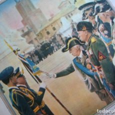 Militaria: IL MATTINO ILLUSTRATO. ABRIL DE 1937. REY VICTOR MANUEL III DE ITALIA. MUSSOLINI. FASCISMO.. Lote 213509516