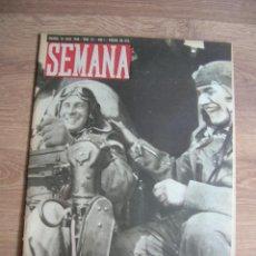 Militaria: REVISTA SEMANA. JULIO DE 1940. BATALLA DE INGLATERRA. LUFTWAFFE.. Lote 213509823