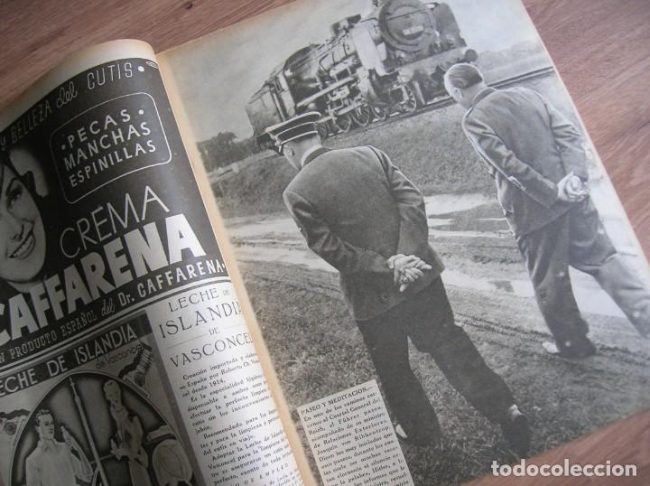 Militaria: REVISTA SEMANA. JULIO DE 1940. BATALLA DE INGLATERRA. LUFTWAFFE. - Foto 2 - 213509823