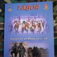 Militaria: TÁBOR CUADERNO DE DIFUSIÓN N°38 FUERZAS REGULARES. Lote 213557981