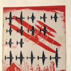 Militaria: ALAS DE AMERICA . HISTORIA DE LA AVIACION DE LOS ESTADOS UNIDOS . COMIC. Lote 214757981