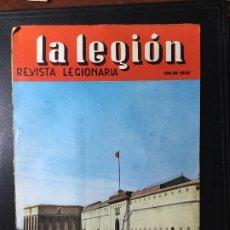 Militaria: REVISTA MILITAR LA LEGIÓN , 1965. Lote 216703422