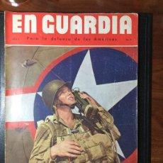 Militaria: REVISTA MILITAR , EN GUARDIA , DEFENSA DE LAS AMERICAS. Lote 216706976