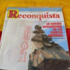 "Militaria: REVISTA "" RECONQUISTA"" N° 456. 1989. Lote 216707038"