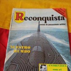 "Militaria: REVISTA "" RECONQUISTA"" N°347.1979. Lote 216715687"