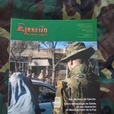 Militaria: REVISTA EJÉRCITO DE TIERRA ESPAÑOL N° 732 GENERALATO REFUGIADOS. Lote 217361757