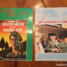 Militaria: REVISTA GUARDIA CIVIL, REVISTA OFICIAL Y PROFESIONAL DEL CUERPO, Nº 461 Y 462 AÑO 1982. Lote 218195650