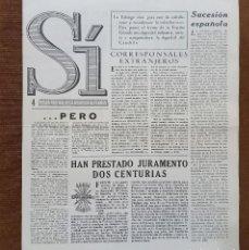 Militaria: SÍ, HOJA DECENAL DE LA GUARDIA DE FRANCO Nº 4 - HAN PRESTADO JURAMENTO DOS CENTURIAS - DEMOCRACIA. Lote 218474515