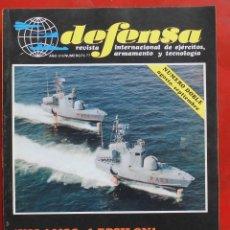 Militaria: DEFENSA Nº 76-77. Lote 218948555