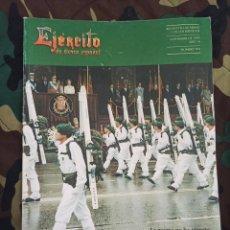 Militaria: REVISTA DEL EJÉRCITO DE TIERRA ESPAÑOL N° 704 1999 BRIGADA CAZADORES DE MONTAÑA ARAGÓN I.12 OCTUBRE. Lote 219305331