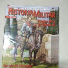 Militaria: REVISTA ESPAÑOLA DE HISTORIA MILITAR Nº 123. Lote 219874590