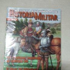 Militaria: REVISTA ESPAÑOLA DE HISTORIA MILITAR Nº 128. Lote 234377515
