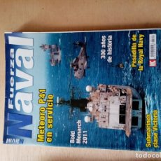 Militaria: FUERZA NAVAL. Nº 109. ESPAÑA. BBBS. Lote 220361922
