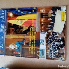 Militaria: REVISTA. TIERRA, MAR Y AIRE. Nº 363 /4. 2017 BBBS. Lote 220362271