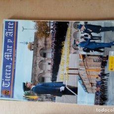 Militaria: REVISTA. TIERRA, MAR Y AIRE. Nº 358 /7. 2016 BBBS. Lote 220362470