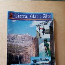 Militaria: REVISTA. TIERRA, MAR Y AIRE. Nº 365 /6. 2017 BBBS. Lote 220362896
