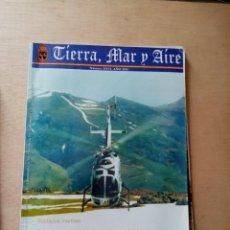Militaria: REVISTA. TIERRA, MAR Y AIRE. Nº 359 /8. 2016 BBBS. Lote 220363388