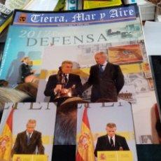 Militaria: REVISTA. TIERRA, MAR Y AIRE. Nº 326 /7. 2012 BBBS. Lote 220361585