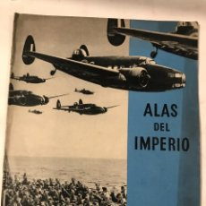 Militaria: ALAS DEL IMPERIO , LOS PLANES DE ENTRENAMIENTO DE LA COMUNIAD BRITANICA DE NACIONES. Lote 220754767