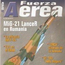Militaria: REVISTA FUERZA AÉREA Nº 108. RFA-108. Lote 221599841