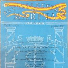 Militaria: REVISTA GENERAL DE LA MARINA. AGOSTO AÑO 1947. TOMO 133. E. M. DE LA ARMADA. Lote 221760763